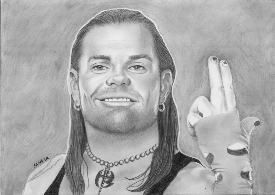 Jeff Hardy by cell40